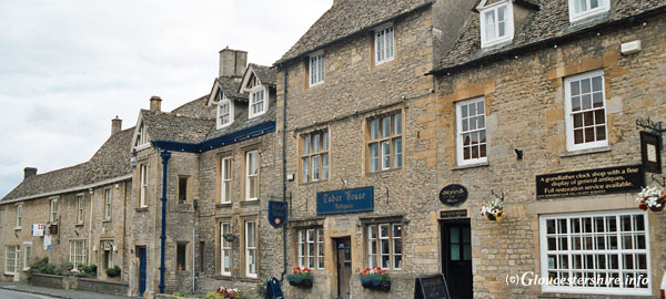 Stow-on-the Wold street